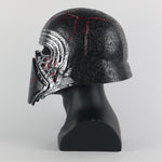 Load image into Gallery viewer, New Kylo Ren Helmet Cosplay Star Wars 9 The Rise of Skywalker Mask Props PVC Helmets Masks Halloween Party Prop - bfjcosplayer