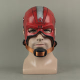 Cosplay Black Widow Red Guardian Mask Superhero Captain Aleksey Helmet Latex Maska Halloween Party Prop - bfjcosplayer