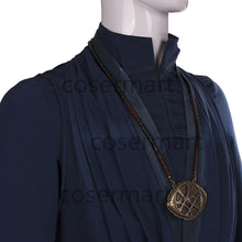 Load image into Gallery viewer, 2016 Marvel Movie Doctor Strange Costume Ring Necklace Cosplay Steve Full Set Costume Robe Halloween Costume - bfjcosplayer