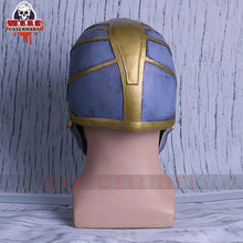 Load image into Gallery viewer, Avengers: Infinity War Thanos Mask Cosplay Full Head Latex Halloween Party Prop - bfjcosplayer