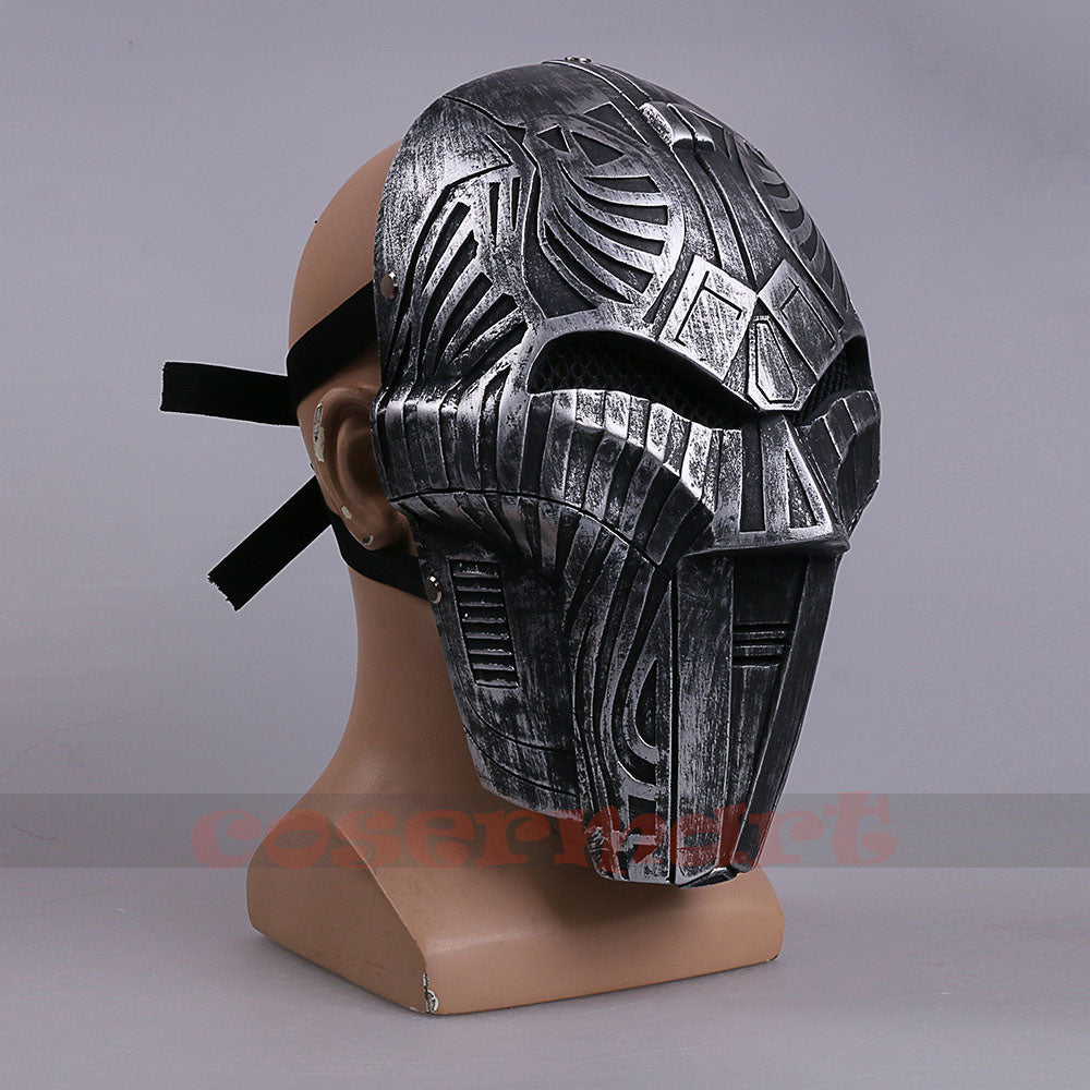 Star Wars 7 The Force Awakens Mask Sith Lord Mask Cosplay Costume Resin Halloween Carnival Party - bfjcosplayer