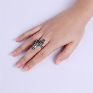 Ring Dark Souls 3 Covetous Silver Serpent Metal Rings Dark Souls Equipment Cosplay Ring Accessories Woman Man Ring High Quality - bfjcosplayer