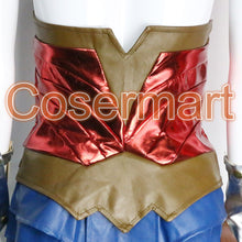 Load image into Gallery viewer, Batman v Superman: Dawn of Justice League Wonder Woman Diana Prince Costume   Halloween Cosplay Costumes For Adult Women - bfjcosplayer