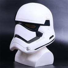 Load image into Gallery viewer, Star Wars Helmet Stormtrooper Helmet PVC The Force Awakens Stormtrooper Deluxe Adult Halloween Party Masks Mask - bfjcosplayer