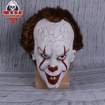 Load image into Gallery viewer, Pennywise Cosplay Costume Stephen King's Mask Men Costume Pennywise Mask Clown Costume Halloween Terror Costume Masquerade - bfjcosplayer