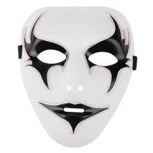 Load image into Gallery viewer, Halloween Mask LED Light Up Party Mask The Purge Election Year Great Festival Cosplay Costume Supplies LED Mask Glow In Dark - bfjcosplayer