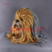 Load image into Gallery viewer, Star Wars Mask Costumes  7 Series Cosplay Chewbacca Mask Helmet Cosplay Halloween - bfjcosplayer