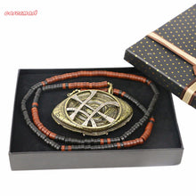 Load image into Gallery viewer, 2016 Marvel Movie Cosplay Doctor Strange Necklaces Steve Halloween Costume Alloy Necklaces  Prop - bfjcosplayer
