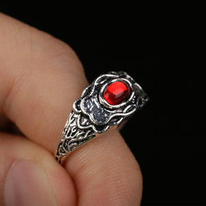 Cosplay Game Dark Soul Ring Life Ring Dark Vintage Ring Fashion Ring Size 9 Unisex Halloween Party Prop - bfjcosplayer