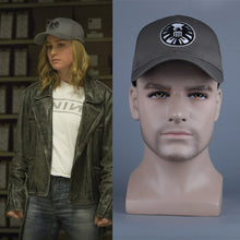 Load image into Gallery viewer, New Captain Marvel Carol Danvers Caps Unisex Adjustable Hip Hop Sun Hat Snapback Agents of S.H.I.E.L.D. Shield Baseball Caps - bfjcosplayer