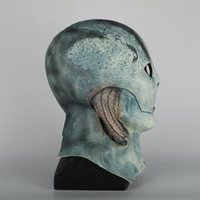 Load image into Gallery viewer, Movie Hellboy 3 abe sapien Mask Anung Un Rama  Cosplay B.P.R.D. Helmet Fish Face Masks Funny Halloween Party Props - bfjcosplayer