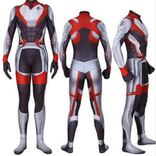 Load image into Gallery viewer, 2019 New Avengers Endgame Quantum Realm Jumpsuit Spandex Zentai Tights Costume Advanced Tech Cosplay Costumes - bfjcosplayer