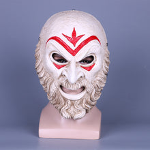 Load image into Gallery viewer, Game Assassin AC Zeio Creed Odyssey Hierarch Mask Resin Cosplay Accessories Halloween Props Prom Party Resin Mask Gift - bfjcosplayer