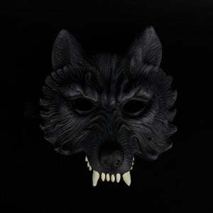 Halloween Animal Performing Bar Horror Mask Men Masked King Face Masquerade Mask Party Masks EVA - bfjcosplayer
