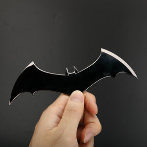 Shazam Batarangs Batman Dart Metal Batgirl Dart Superhero Weapon Cosplay Props - bfjcosplayer
