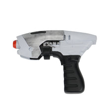 Load image into Gallery viewer, Star Trek Enterprise Phaser Pistol Star Trek Discovery Starfleet Guns EM33 Pistol Handmade Props Halloween Cosplay Accessories - bfjcosplayer