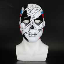 Load image into Gallery viewer, The Punisher 2 Billy Russo Cosplay Mask Plastic Costume Props Halloween Masquerad Mask Unisex Adult Coser - bfjcosplayer