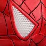 Load image into Gallery viewer, Anime Spider-Man Latex Mask Mascara Spiderman Face Superhero Mask Party Prop Halloween Adult Costume - bfjcosplayer