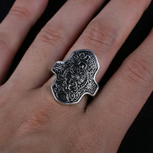 Load image into Gallery viewer, Dark Souls 3 Ring of Steel Protection High Quality Cosplay Rings for Women Men Jewelry The Avengers 3 Thanos Ring Accessories - bfjcosplayer