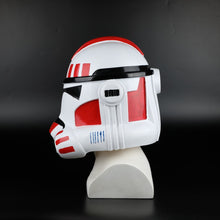 Load image into Gallery viewer, Star Wars Clone Troopers Helmet Star wars Dressed Cosplay Solider Helmet PVC Mask Halloween Props - bfjcosplayer