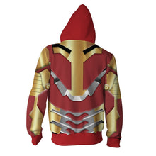 Load image into Gallery viewer, 2019 Avengers: Endgame Hoodie Cosplay Costume Sweatshirts Jacket Coat Avengers Dressed Superhero Love you 3000 - bfjcosplayer