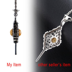 1:1 Fantastic Beasts The Crimes of Grindelwald Pendant Grindelwald Blood league Harri Potter Necklace Cosplay Accessories - bfjcosplayer