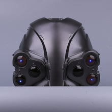 Load image into Gallery viewer, Game Cyber punks 2077 LED Helmet Cosplay Cyber punk MAX-TAC the Psycho Squad Helmet Mask Halloween Party Prop - bfjcosplayer