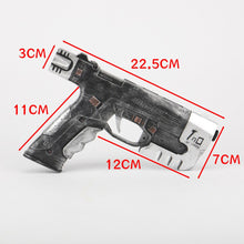 Load image into Gallery viewer, Cyber punks 2077 Game Cosplay Weapons Gun Toys  Cosplay RPG V Minitech Accessories Fans Souvenir Halloween Party Prop - bfjcosplayer