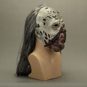 The Walking Dead zombie Beta Latex Helmet Halloween party props - bfjcosplayer