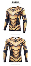 Load image into Gallery viewer, Thanos 3D Printed T shirts Men Avengers 4 Endgame Compression Shirt 2019 Summer Cosplay Costume Tights Long Sleeve Tops Male - bfjcosplayer