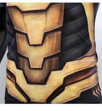 Load image into Gallery viewer, Thanos 3D Printed T shirts Men Avengers 4 Endgame Compression Shirt 2019 Summer Cosplay Costume Tights Short Sleeve Tops Male - bfjcosplayer