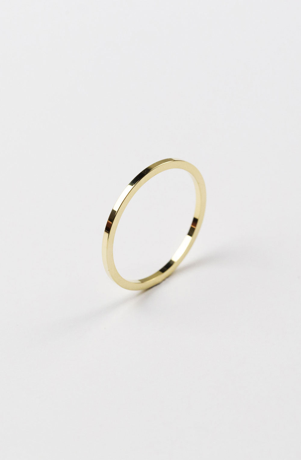 Thin Essential Ring