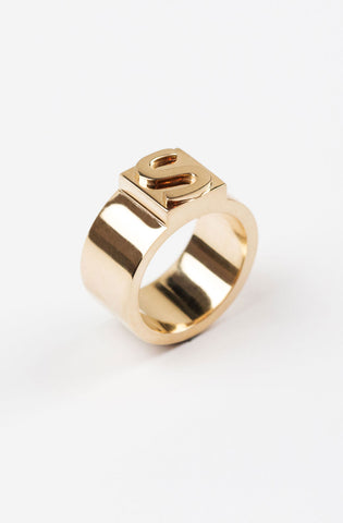Block Ring C (personalised)