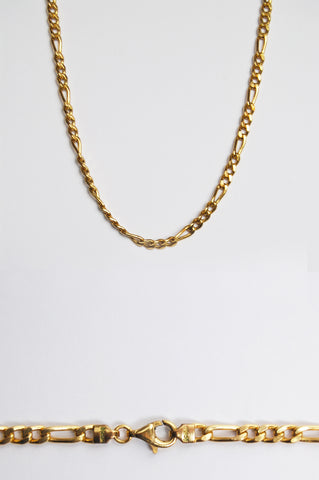 Vintage Gold Necklace № 7