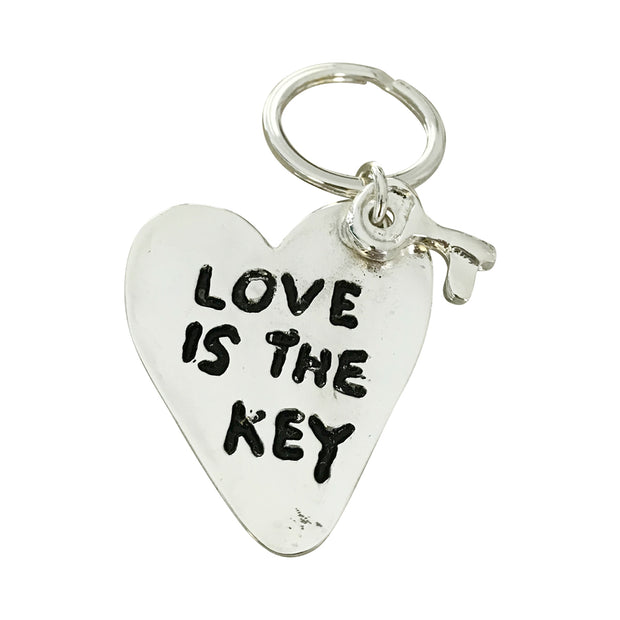 Key Chain Love is the Key