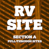 Full Service RV Site - 2021 - Section A