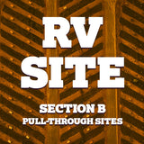 Full Service RV Site - 2021 - Section B