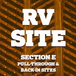 Full Service RV Site - 2021 - Section E