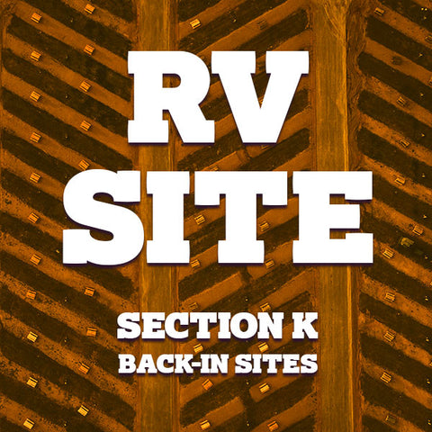 Full Service RV Site - 2021 - Section K