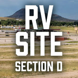 Steel Pony Campground - Full Service RV Campsite - Section D