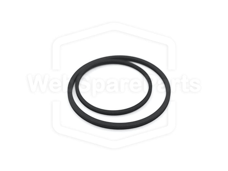 Aiwa  CX-NT77, CXNT77  Belt Kit For CD Player - WebSpareParts