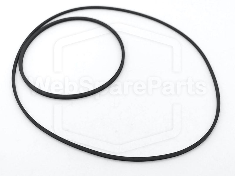 Grundig CN730 Belt Kit For Cassette Deck - webspareparts