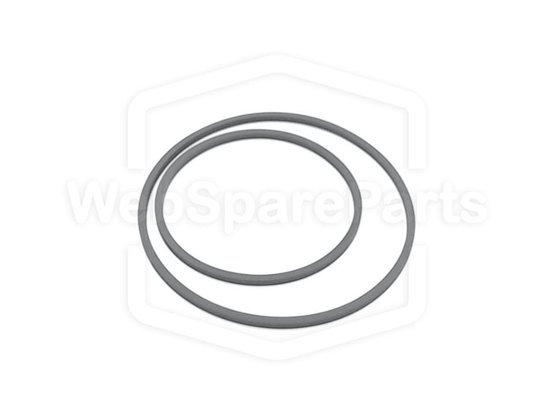 Sony CFS-950, CFS950 Belt Kit For Cassette Deck - webspareparts