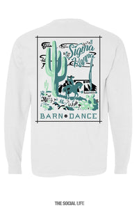 2017 Sigma Kappa Barn Dance LS (Oregon)