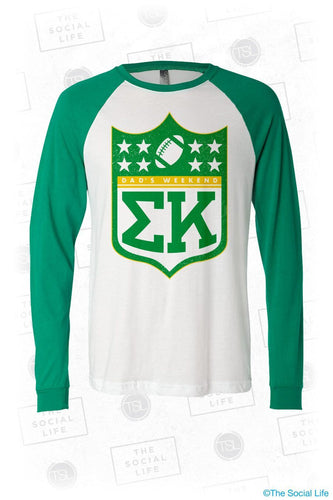2017 Sigma Kappa Dad's Weekend Shirt (Oregon)