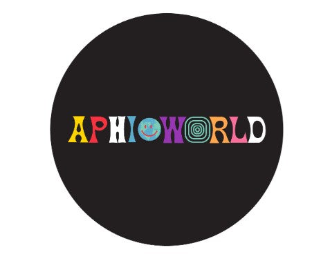 University of Kentucky Alpha Phi - World Buttons