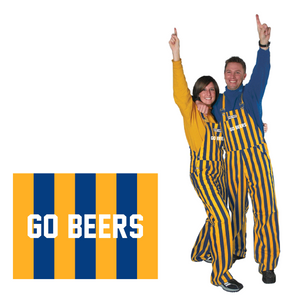 UC-Berkeley Gameday Bib