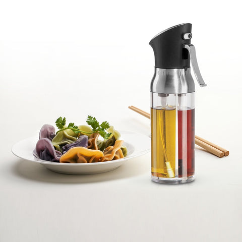 Image of 2-in-1 Olive Oil Sprayer Barbecue Spray Bottle kitchen Tool