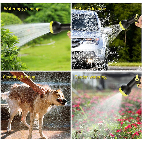 Image of Expandable Magic Hose Flexible Garden Water Hose High Pressure