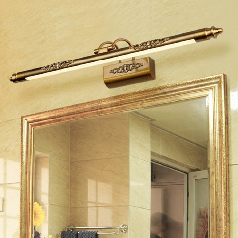 Image of Retro Cosmetic Mirror lamp LED European makeup Wall Light